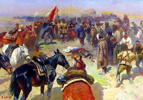 цели белых и красных в гражданской войне