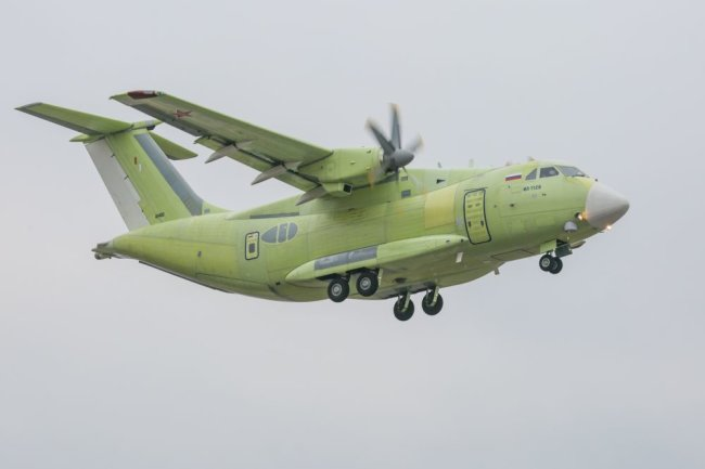 транспортная авиация россии
