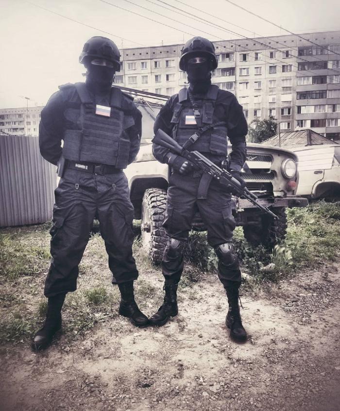 военная форма спецназа