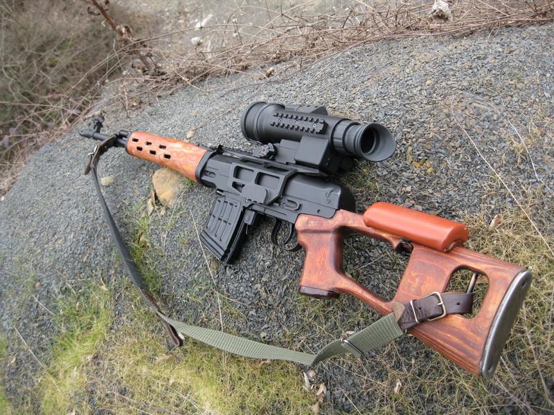 ружье с нарезным стволом