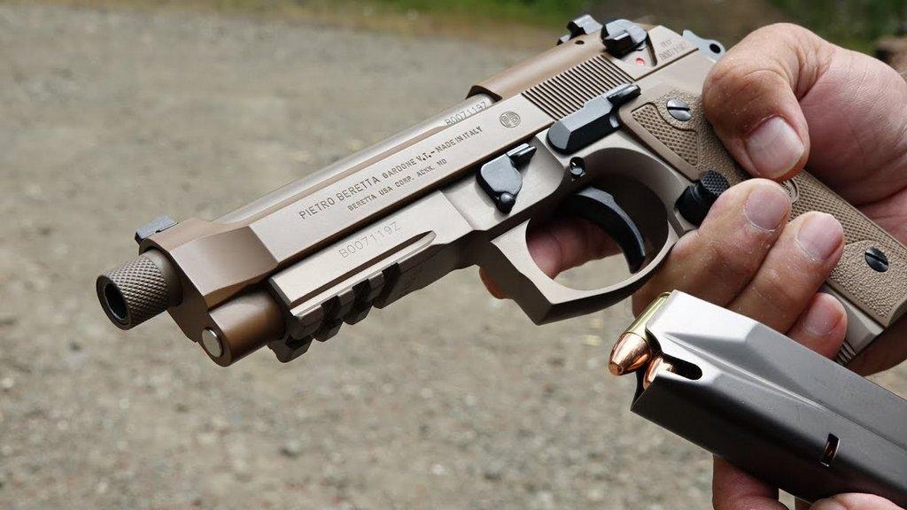 м9 пистолет