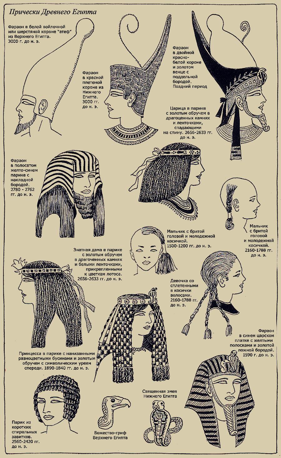 египетский костюм женский