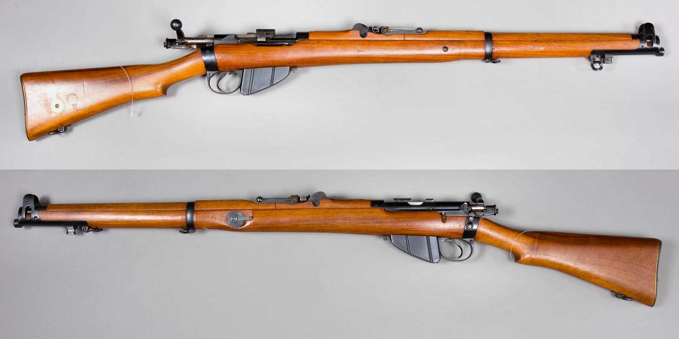 английская винтовка бур