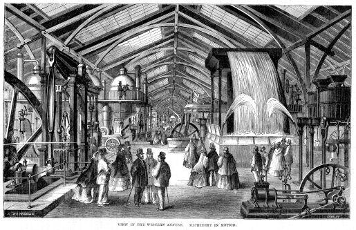 всемирная выставка 1851