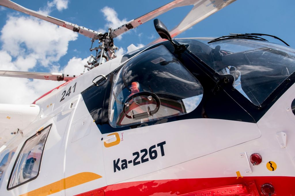 ка 226 вертолет