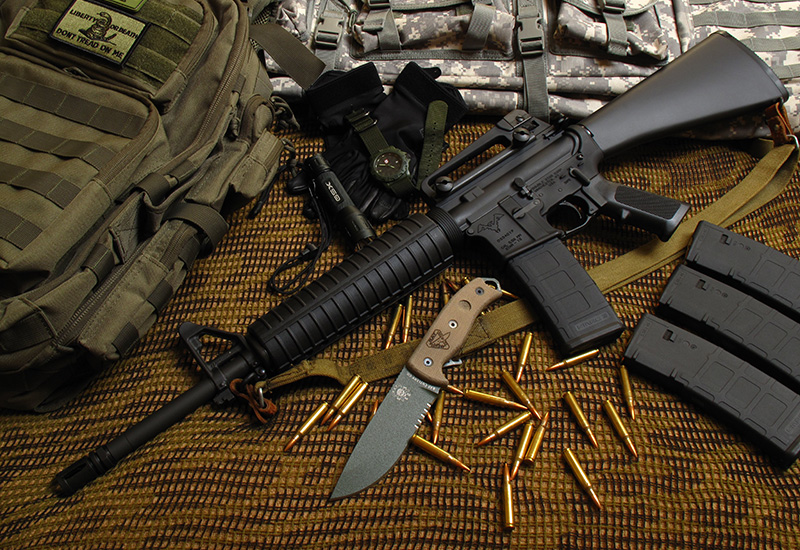 м 14 винтовка