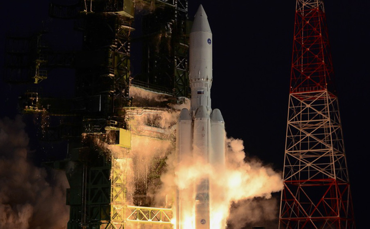 ангара семейство ракет носителей