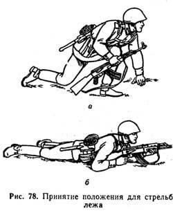 приемы и правила стрельбы из автомата