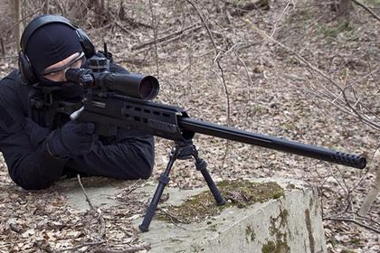 дальность снайперской винтовки