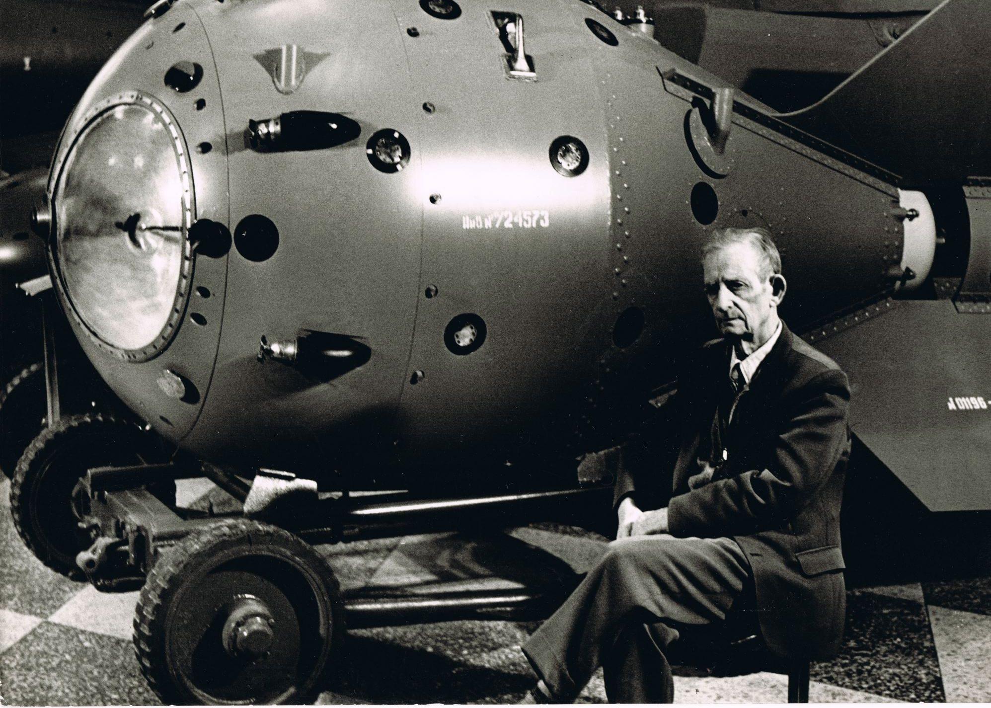 когда ссср изобрел ядерное оружие
