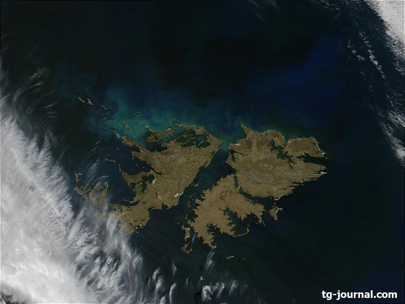 фолклендские мальвинские острова