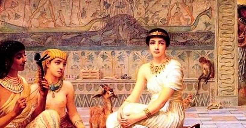 фото фараона египта