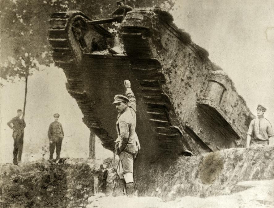 вступление в 1 ю мировую войну сша