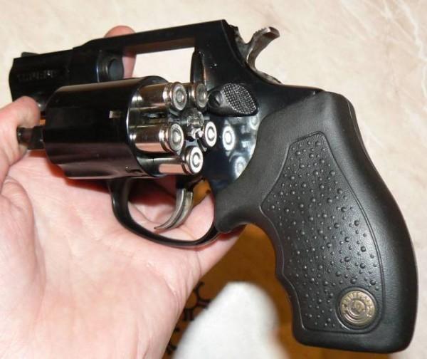 васп пистолет