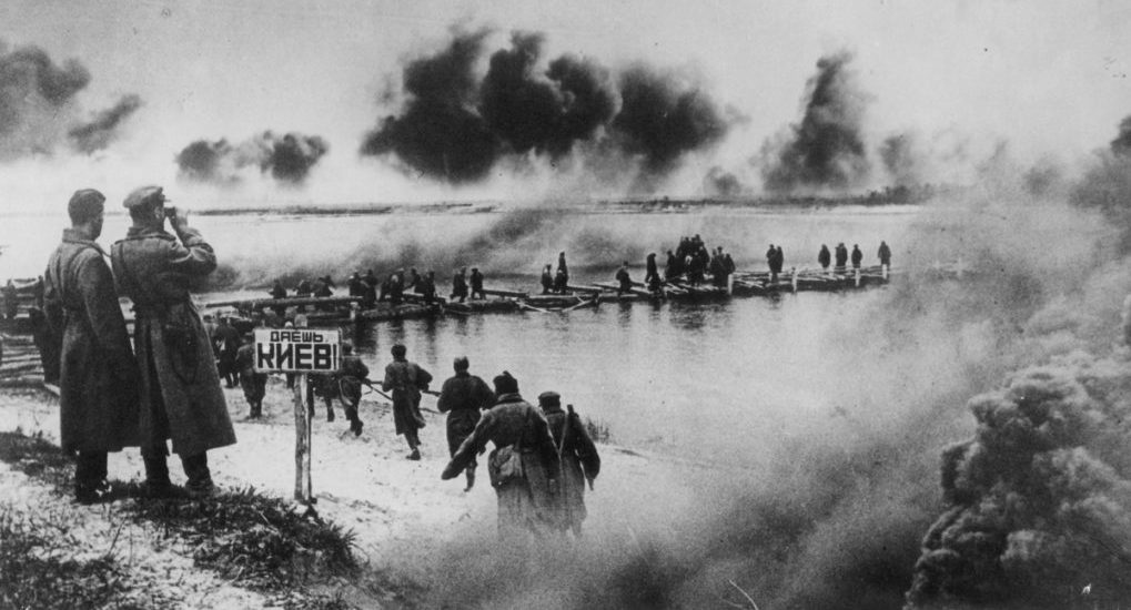 форсирование днепра 1943