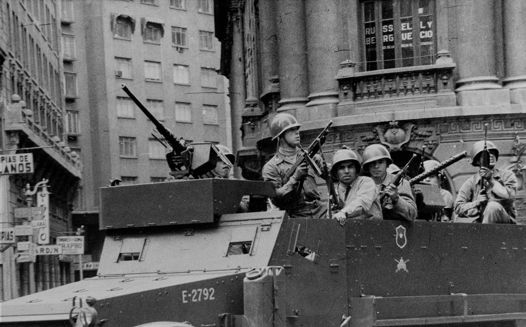 военный переворот в чили