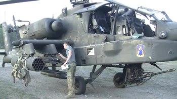 вертолет ан 64