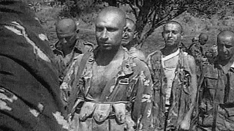 лейтенант мерзликин 12 застава