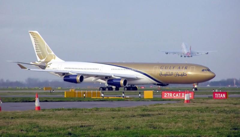а 340 самолет