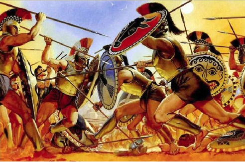 царь спартанцев