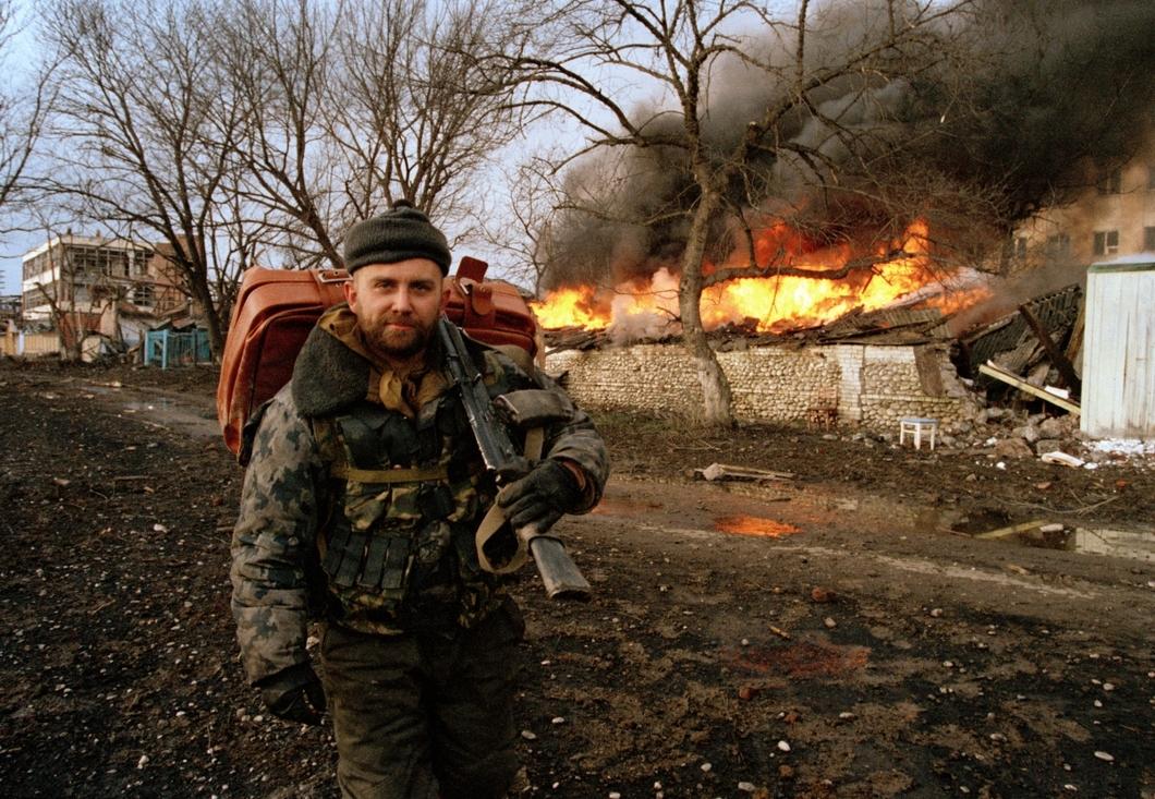 чеченские казни