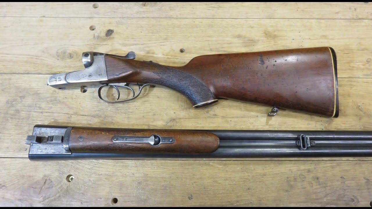 ружье охотничье иж 54