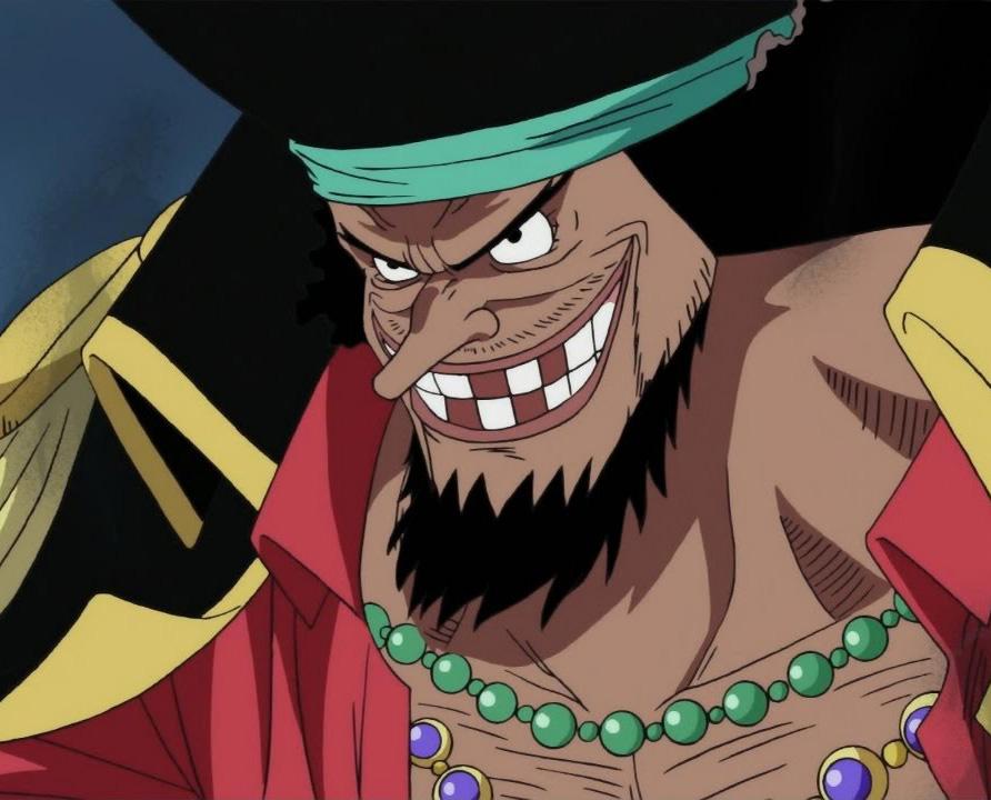 пират синяя борода