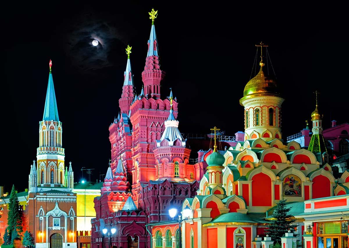 царь пушка в кремле