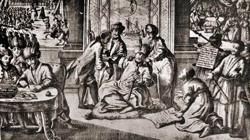 война с турцией 1735 1739