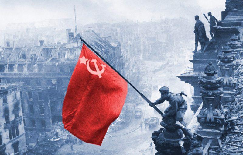 кто водрузил знамя на рейхстаг