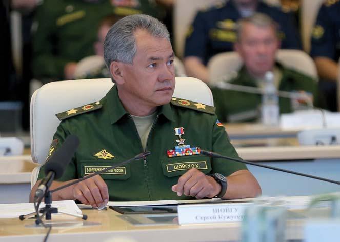 национальный центр обороны российской федерации