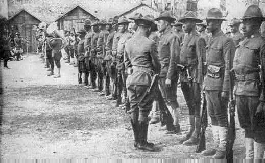 вступление в 1 мировую войну сша