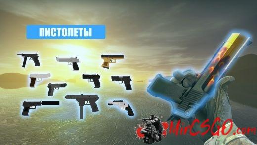 пулеметы мира
