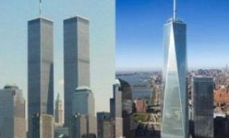 что построили на месте башен близнецов
