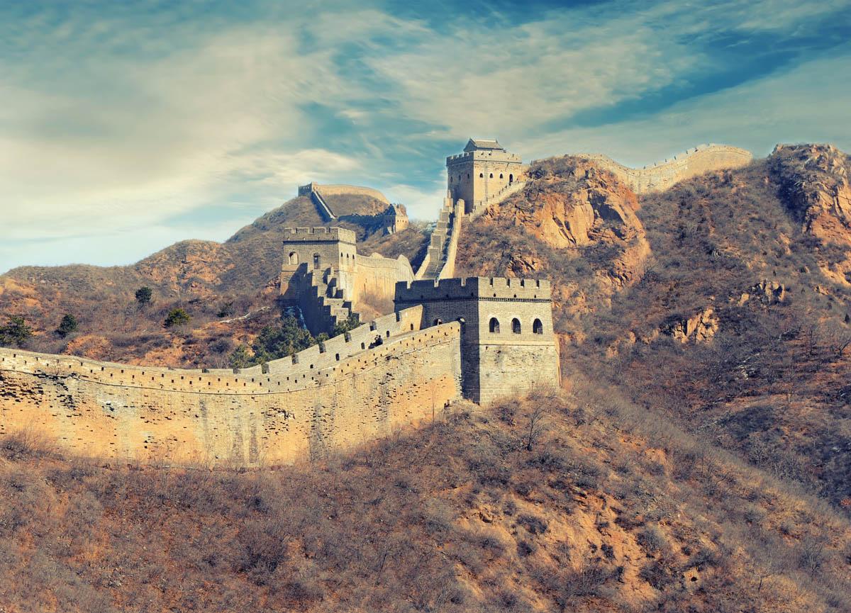 зачем построили китайскую стену