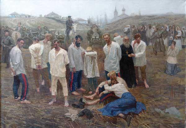 терские казаки история происхождения