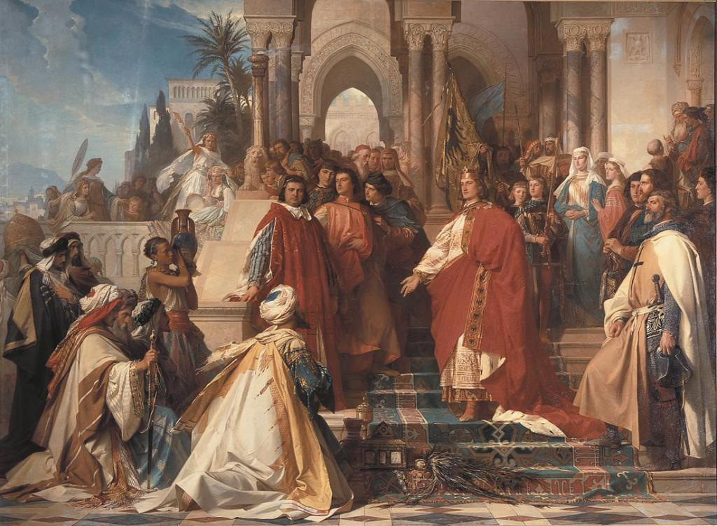 фридрих прусский король