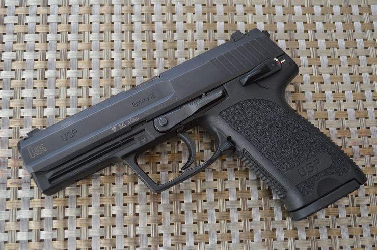 рейтинг пистолетов