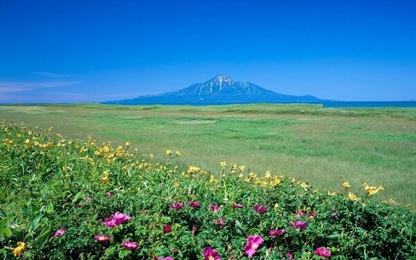 острова японии
