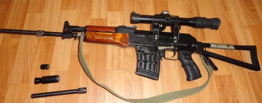 ружье 410