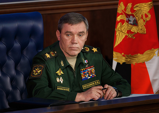 министры обороны рф список