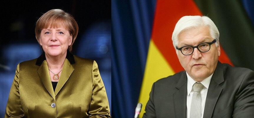 федеральный канцлер германии
