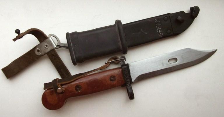 штык нож ак