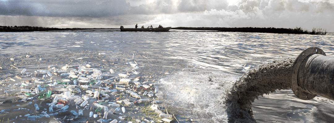 причины загрязнения гидросферы