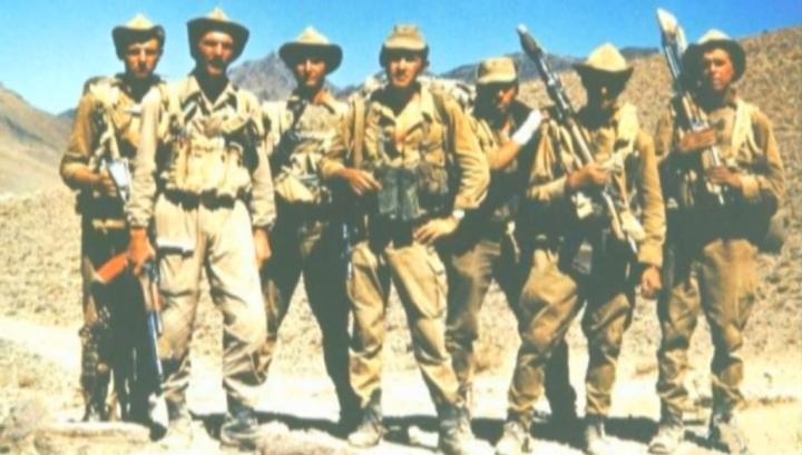 захват дворца амина в афганистане