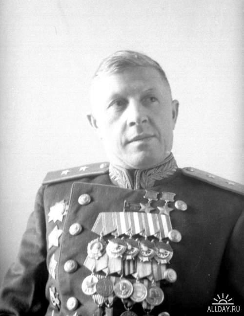 родимцев генерал