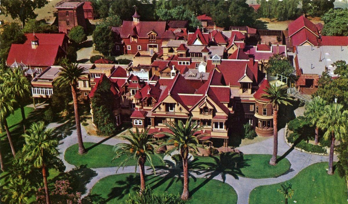 дом семьи винчестеров