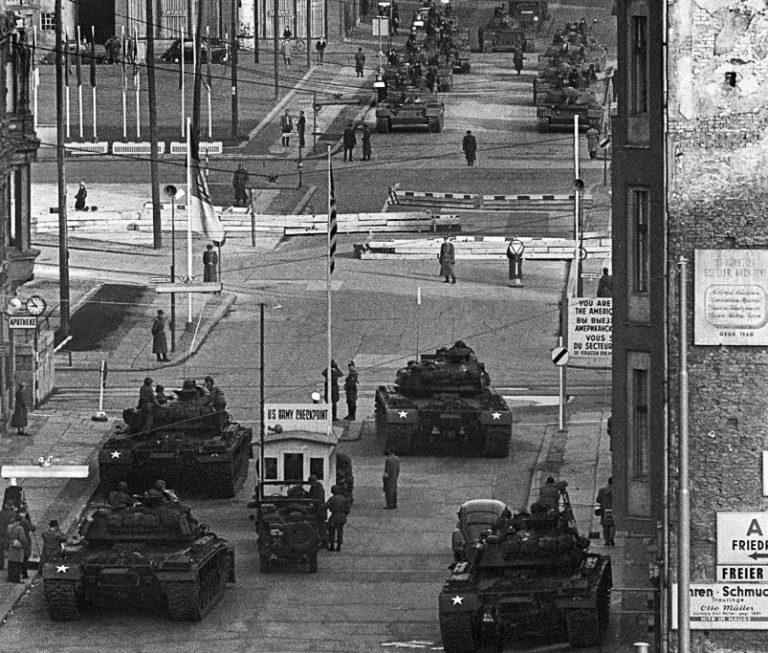 берлинский кризис 1948