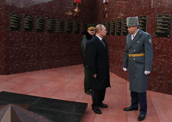 главнокомандующий вооруженными силами российской федерации