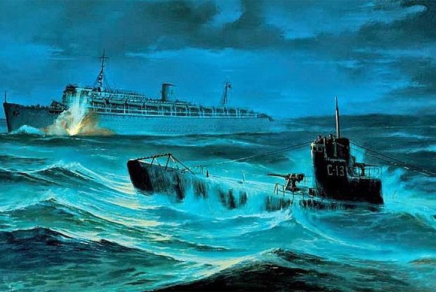 вильгельм густлофф корабль